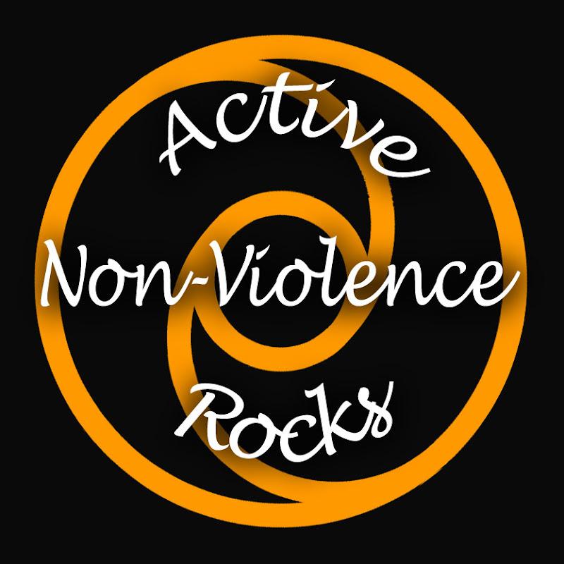 Symbol Of Active Non Violence Active Non Violence Rocks Original
