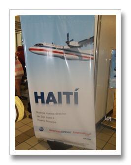 2 – Arriving in Ayiti