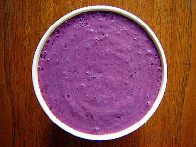 blackberry yogurt brown sugar