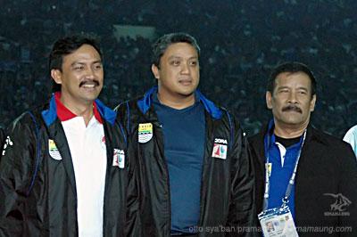 Umuh Muhtar Persib vs Persisam 2009/2010