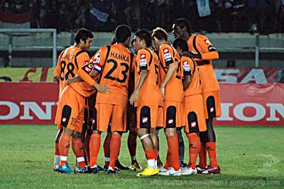 Persib vs Persisam 2009/2010