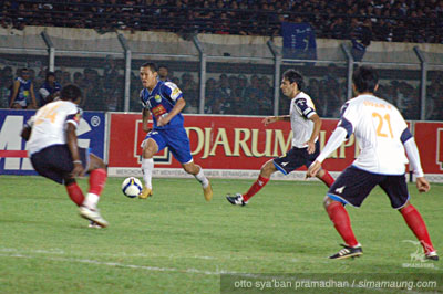 Otomo Persib vs Arema 2009/2010