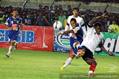 Atep Persib vs Arema 2009/2010