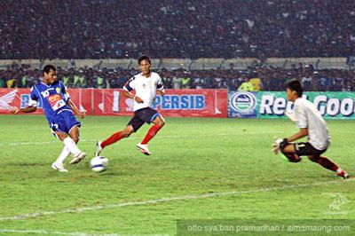 Hilton Persib vs Arema 2009/2010