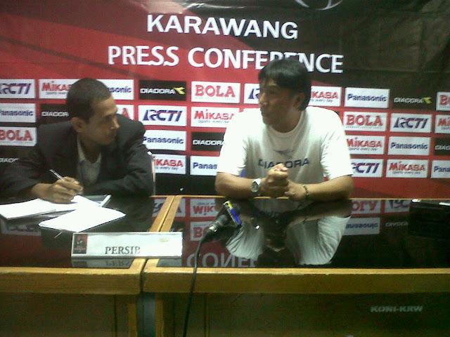 Robby Darwis Persib Bandung
