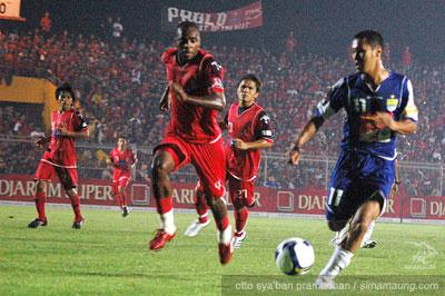 Otomo Persijap vs Persib 2009/2010