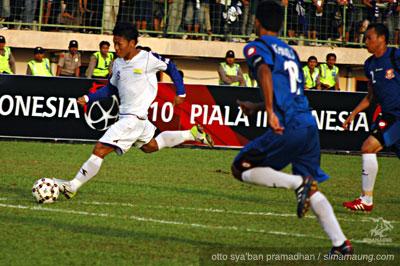 Eka Ramdani Persib 2010