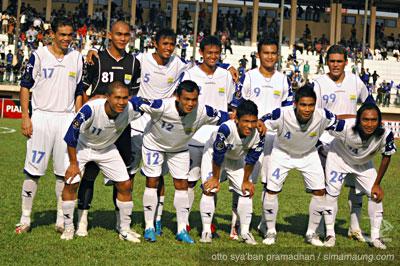 Pelita Jaya vs Persib Piala Indonesia 2010
