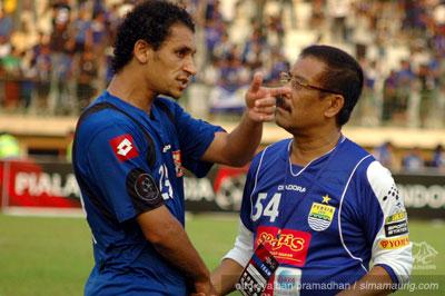 Barkawi Pelita Jaya vs Persib 2010