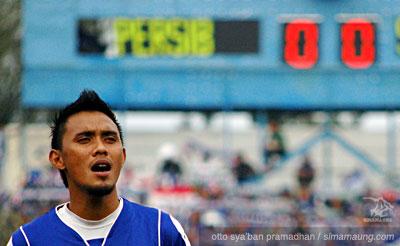 Maman Abdurahman Persib vs Sriwijaya FC 2009/2010