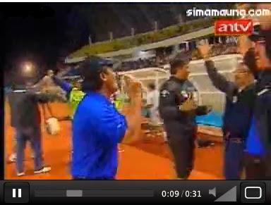 Sriwijaya FC vs Persib Bandung 2009/2010