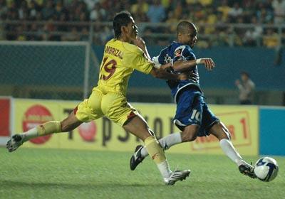 Hilton Moreira Sriwijaya FC vs Persib