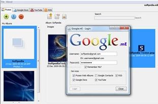 Google Docs YouTube Gmail On Desktop