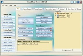 Virus Effect Remover
