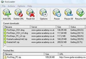 Increase Download Speed with KooLoader