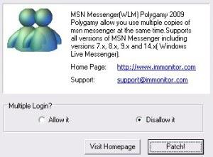 MSN Messenger (WLM) Polygamy 2009
