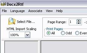 Docx File Converter