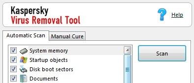 Free Kaspersky Virus Removal Tool