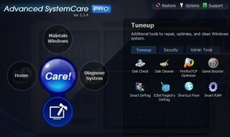 Advanced System Care Free