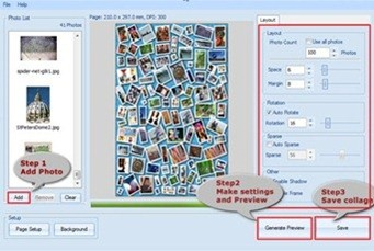 Free Photo Collage Making Software