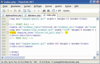 Free PlainEdit.NET Text Editor