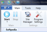 Website Security Monitor