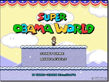 obama world