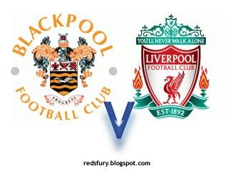 Blackpool v Liverpool
