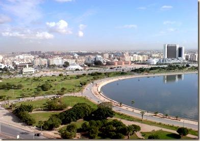 البحيرة بنغازي