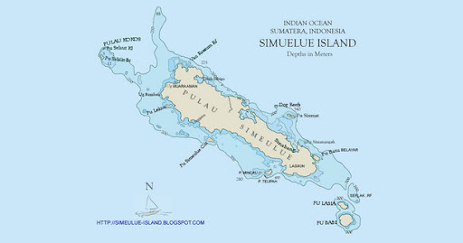 Simeulue Island Indonesia  city images : map of simeulue island simeulue island blogspot com simeulue island