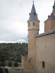 Detall de l'Alcazar de Segovia
