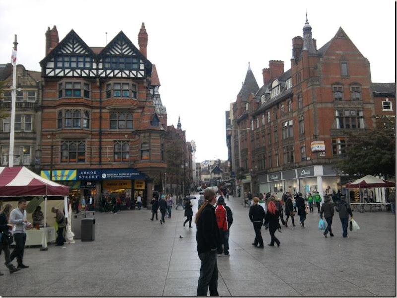 Nottingham centru