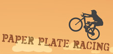 Paper Plate Racing
