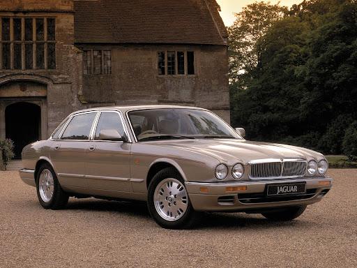 1997 Jaguar Sovereign - Images
