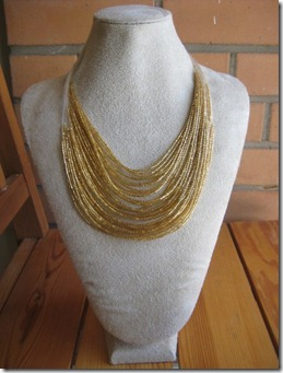 buysomelove gold necklace