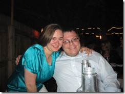 27th Birthday - me and husband