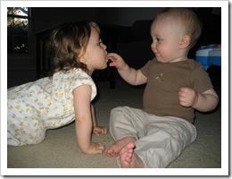 Sophia & Reid, 1-21-10