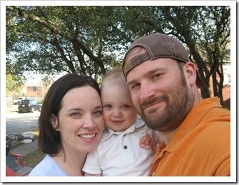 Family photo, 3-14-10