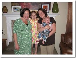 Me, Caden (4), Amanda, Brady (11 weeks)