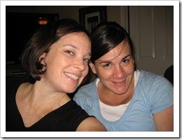 Jenny & Amie