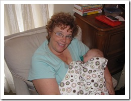 Grandma & Reid, 5-22-09