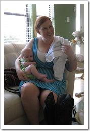 Ava & Susan, 7-8-09