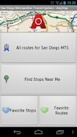 Screenshot of San Diego MTS: AnyStop