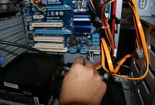 p55ud3 wiring