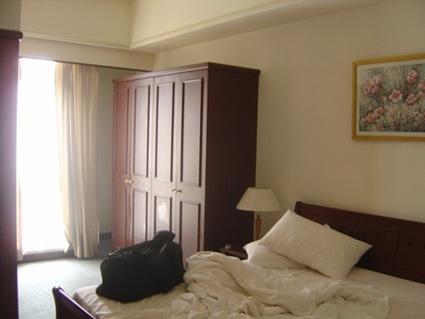 berjaya time square hotel deluxe room 1