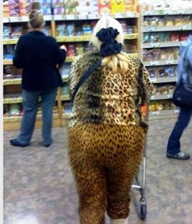 weird people walmart 17