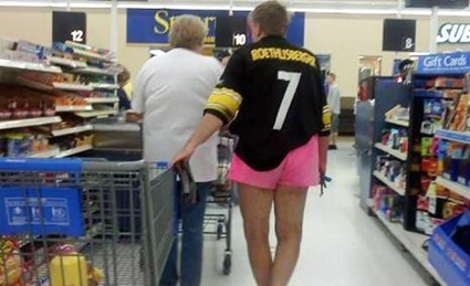 weird people walmart 18