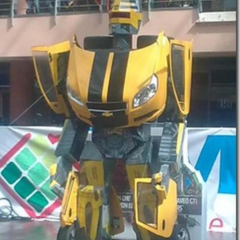 Colombian Transformer