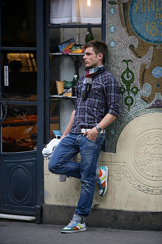 barcelono street style