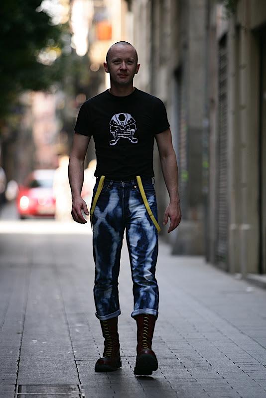 barcelona street style